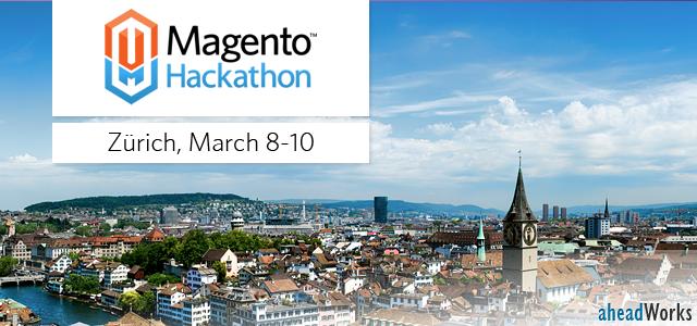 Magento Hackathon Zürich