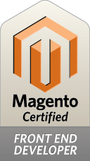 Magento Certified Frontend Developer Sandro Wagner